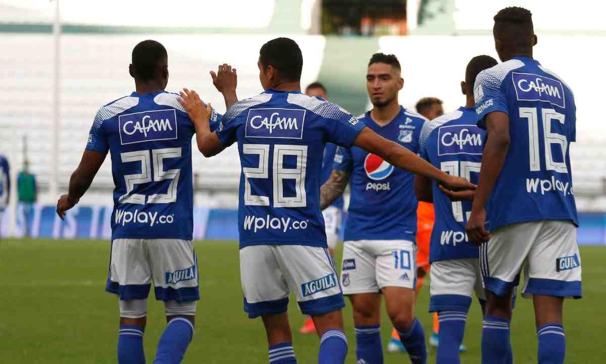Así jugará Millonarios en su regreso a 'El Campín' vs. Pereira