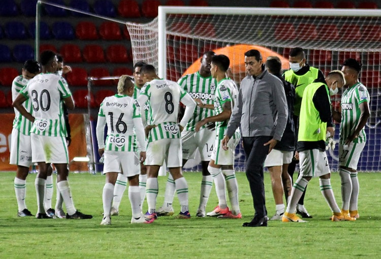 Atlético Nacional, Boyacá Chicó FC, Deportivo Pasto, Liga BetPlay 2021-I