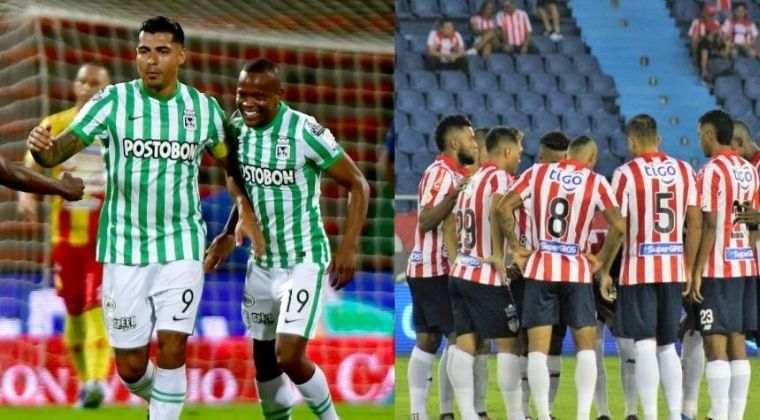 Atlético Nacional y Junior: Definidos los cruces de la fase 2 de Copa Libertadores