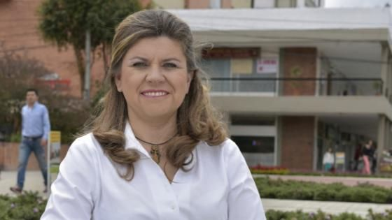 Directora de IDRD Bogotá abogó por la Liga Femenina