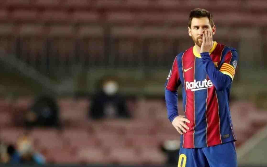 Bombazo de Lionel Messi y el FC Barcelona