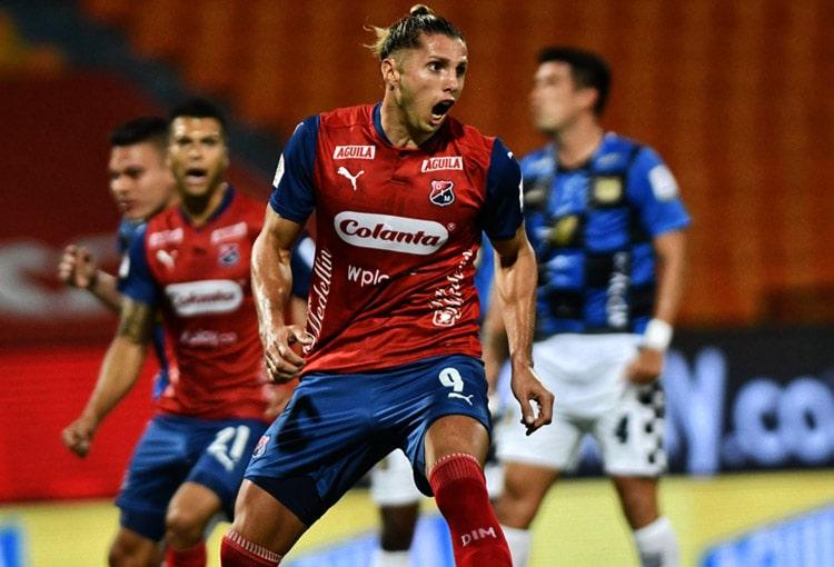 Campo Elías Terán Jr., Agustín Vuletich, Boyacá Chicó FC, Deportivo Independiente Medellín, DIM, Liga BetPlay 2021-I