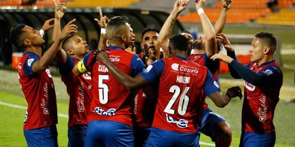 Convocados de Medellín para enfrentar Jaguares por Liga BetPlay