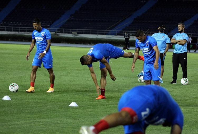 DIM, Deportivo Independiente Medellín, Millonarios FC, Liga BetPlay 2021-I