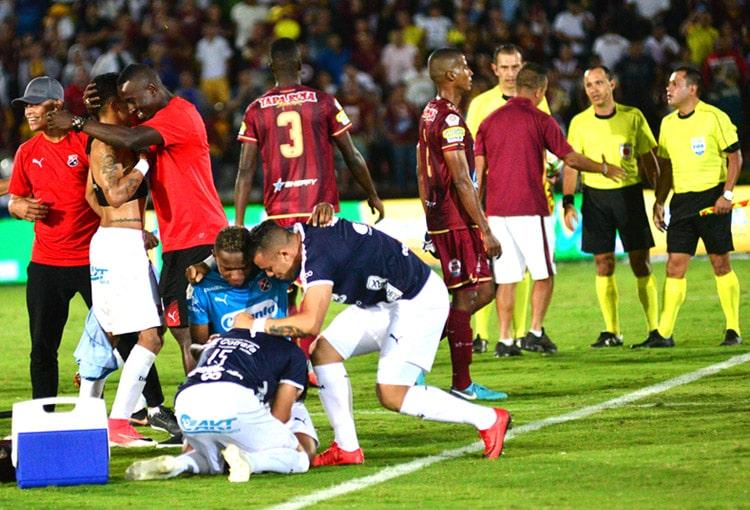Deportivo Independiente Medellín, DIM, Copa BetPlay 2020, Deportes Tolima, Copa BetPlay, Liga BetPlay, instancias decisivas