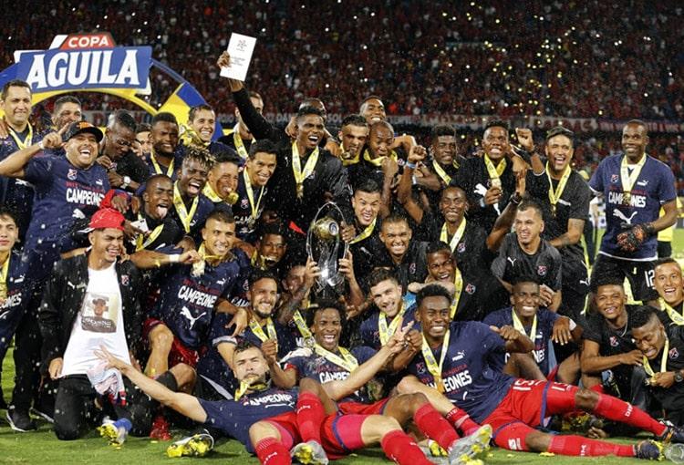 Deportivo Independiente Medellín, DIM, Copa BetPlay 2020, Deportes Tolima, Copa Colombia 2019