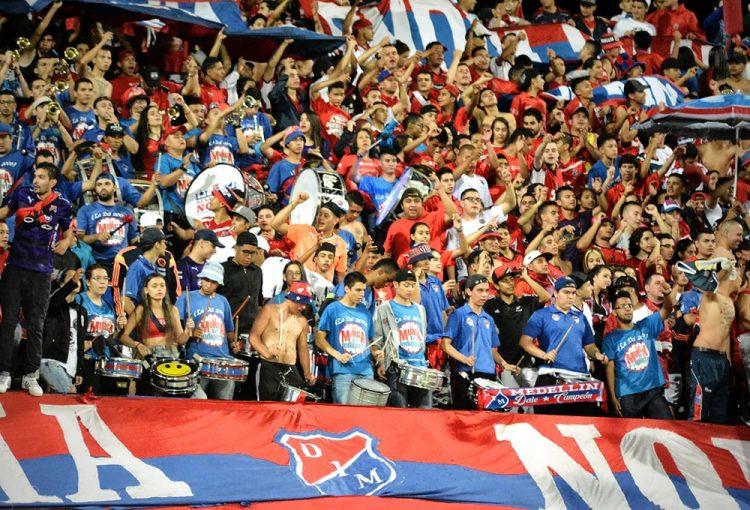 Deportivo Independiente Medellín, DIM, Copa BetPlay 2020, La Murga del Indigente, Rexixtenxia Norte, Deportes Tolima