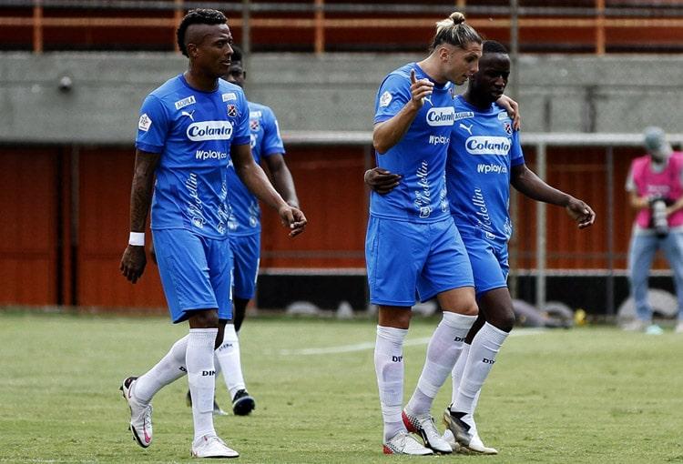 Deportivo Independiente Medellín, DIM, Envigado FC, Liga BetPlay 2021-I, Envigado FC 1-1 Deportivo Independiente Medellín