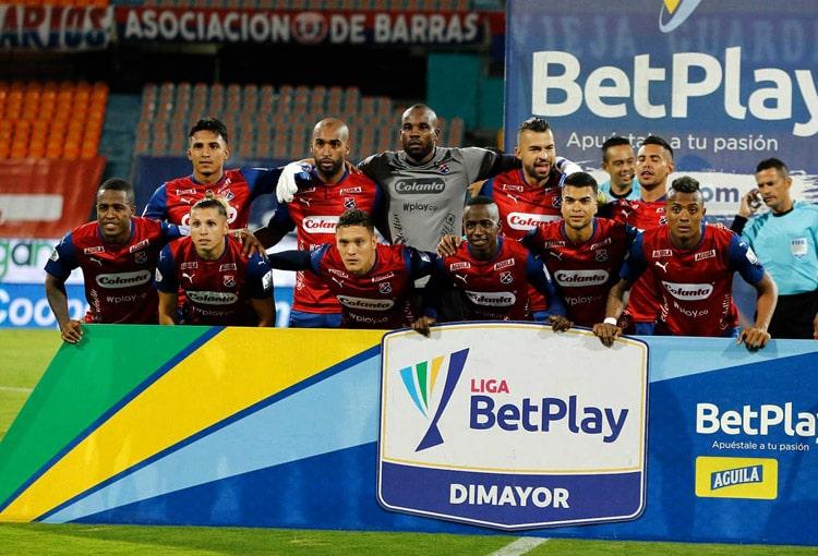 Deportivo Independiente Medellín, DIM, Liga BetPlay 2021-I, Envigado FC