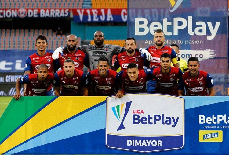 Deportivo Independiente Medellín, DIM, Liga BetPlay 2021-I, Independiente Santa Fe