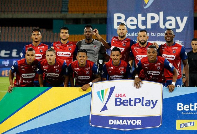 Deportivo Independiente Medellín, DIM, Liga BetPlay 2021-I, Millonarios FC