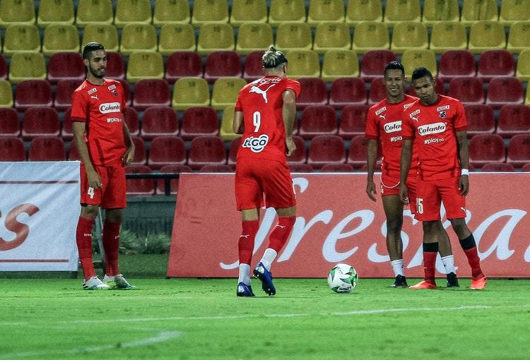 Deportivo Independiente Medellín, DIM, Millonarios FC, Liga BetPlay 2021-I