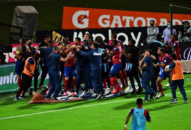 Deportivo Independiente Medellín, DIM, bicampeón, Copa Colombia, Deportes Tolima, Copa BetPlay 2020