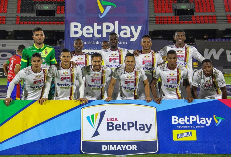 Deportivo Pasto, Deportes Tolima, Deportivo Pasto 0-1 Deportes Tolima, Liga BetPlay 2021-I