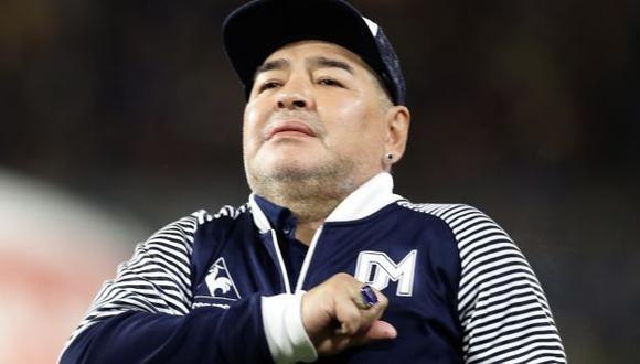 Continúa la novela Maradona: ¿Sus cuidadores le daban licor?
