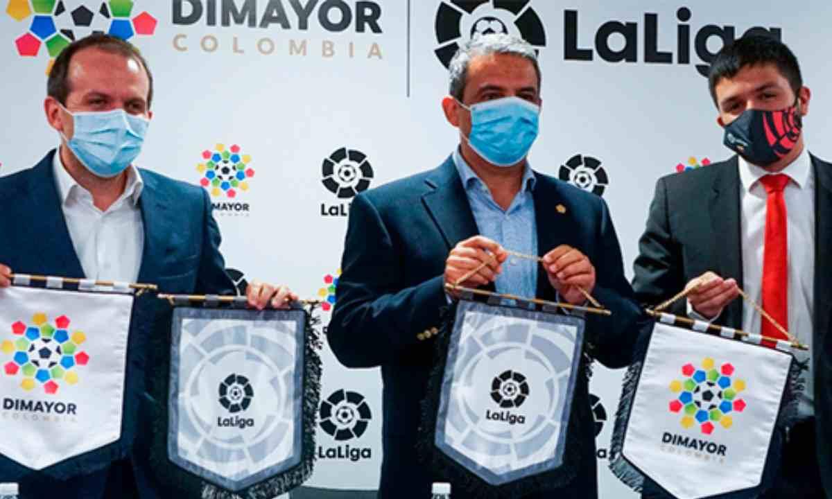 Dimayor, La Liga y la presentación del 'Fair Play financiero'