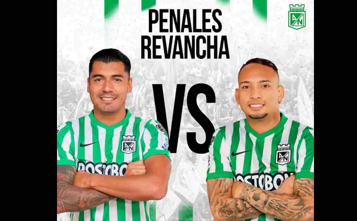 Duelo de penaltis entre Jarlan Barrera y Jéfferson Duque, ¿quién ganó?