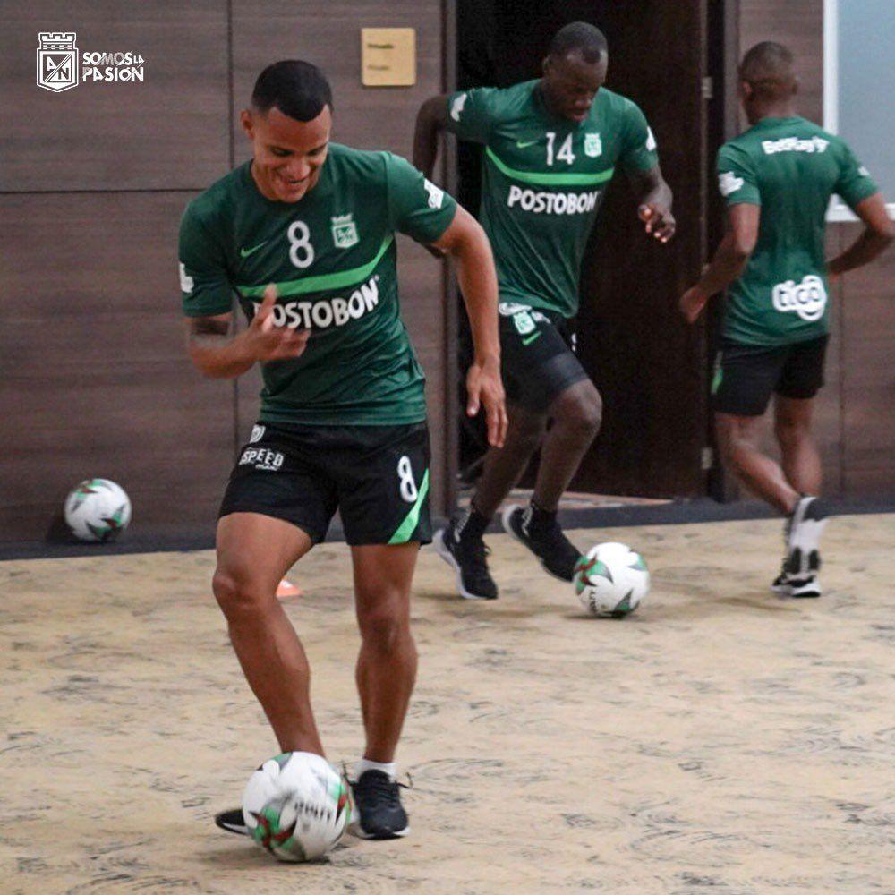 Posible formación titular de Nacional contra Bucaramanga
