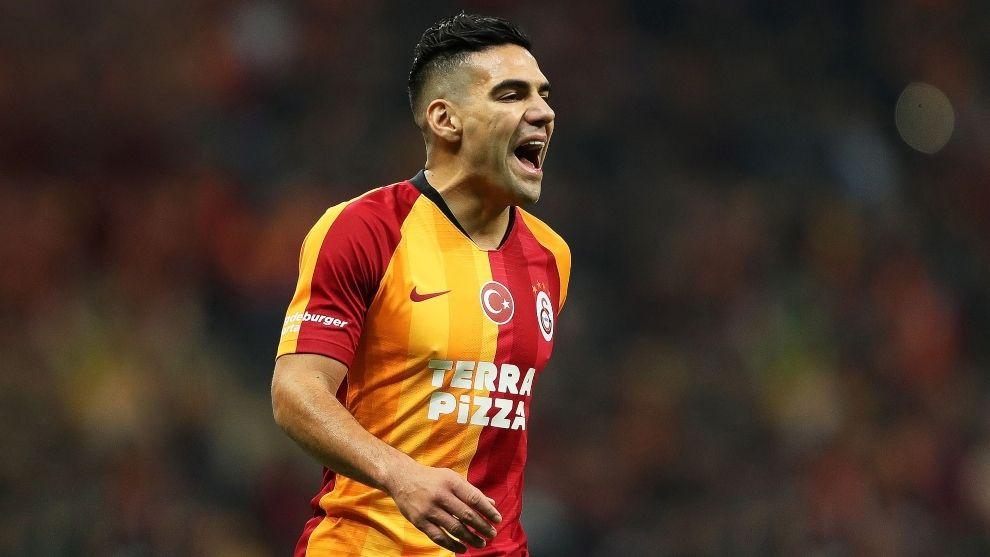 Falcao García regresó a Turquía tras tratamiento en Madrid