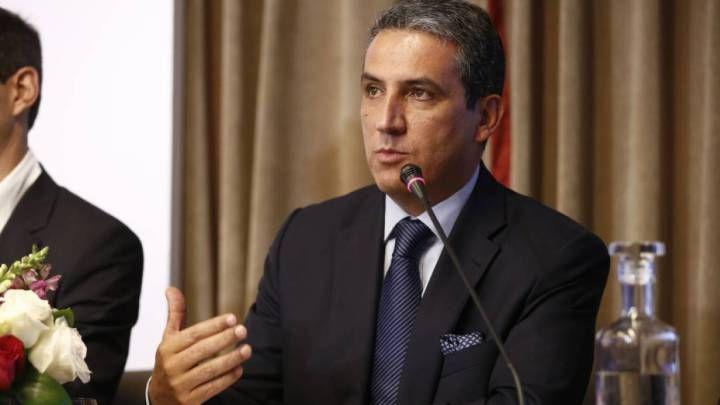 """Fernando Jaramillo: """"Vamos a trabajar para que los violentos nunca más vuelvan a los estadios"""""""