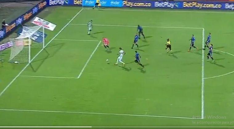 ¡No hay explicación! Lo que botó en el primer tiempo Atlético Nacional ante Boyacá Chicó