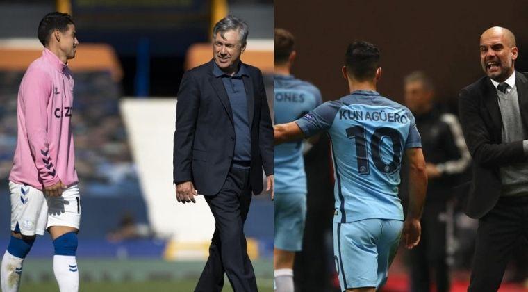 Ancelotti vs. Guardiola: Formación titular de Everton para enfrentar al Manchester City