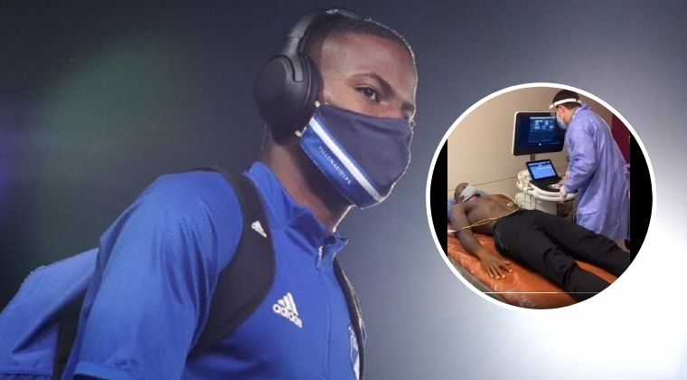 La supuesta enfermedad de Andrés Felipe Román que lo deja afuera de Boca Juniors