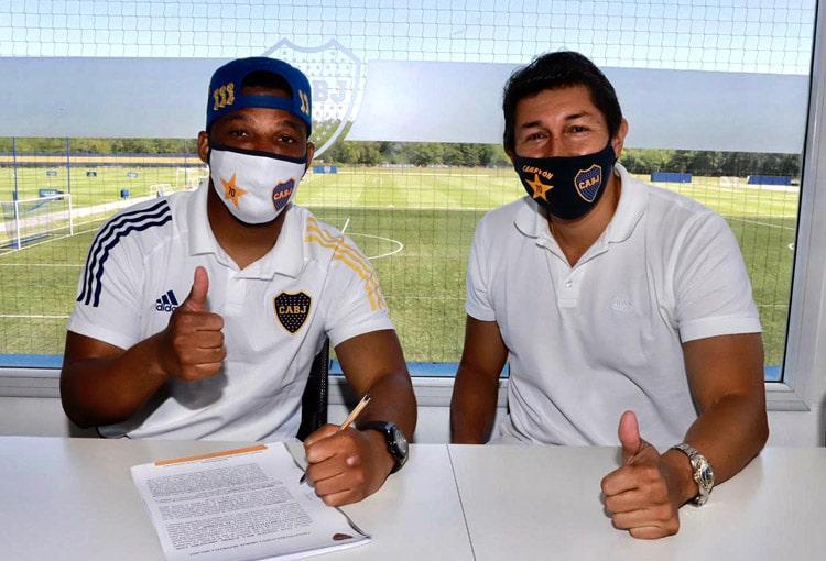 Frank Fabra, Boca Juniors, Jorge 'Patrón' Bermúdez, Selección Colombia