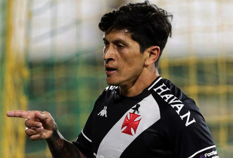 Germán Cano, Vasco da Gama, Deportivo Independiente Medellín, DIM, Brasileirão 2020