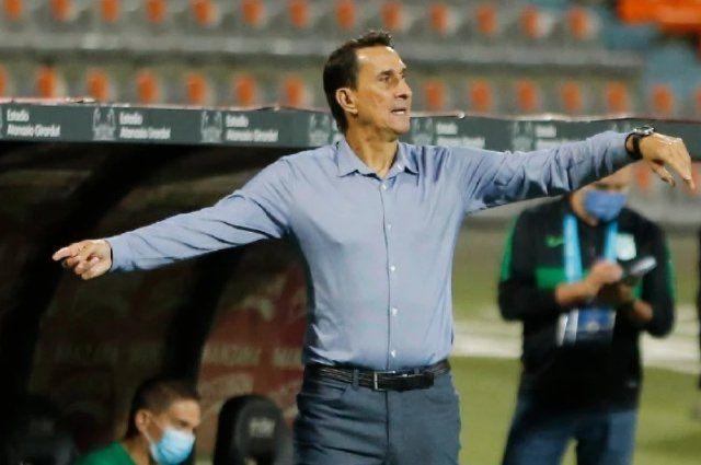 A Guimarães lo respaldan las estadísticas en Atlético Nacional