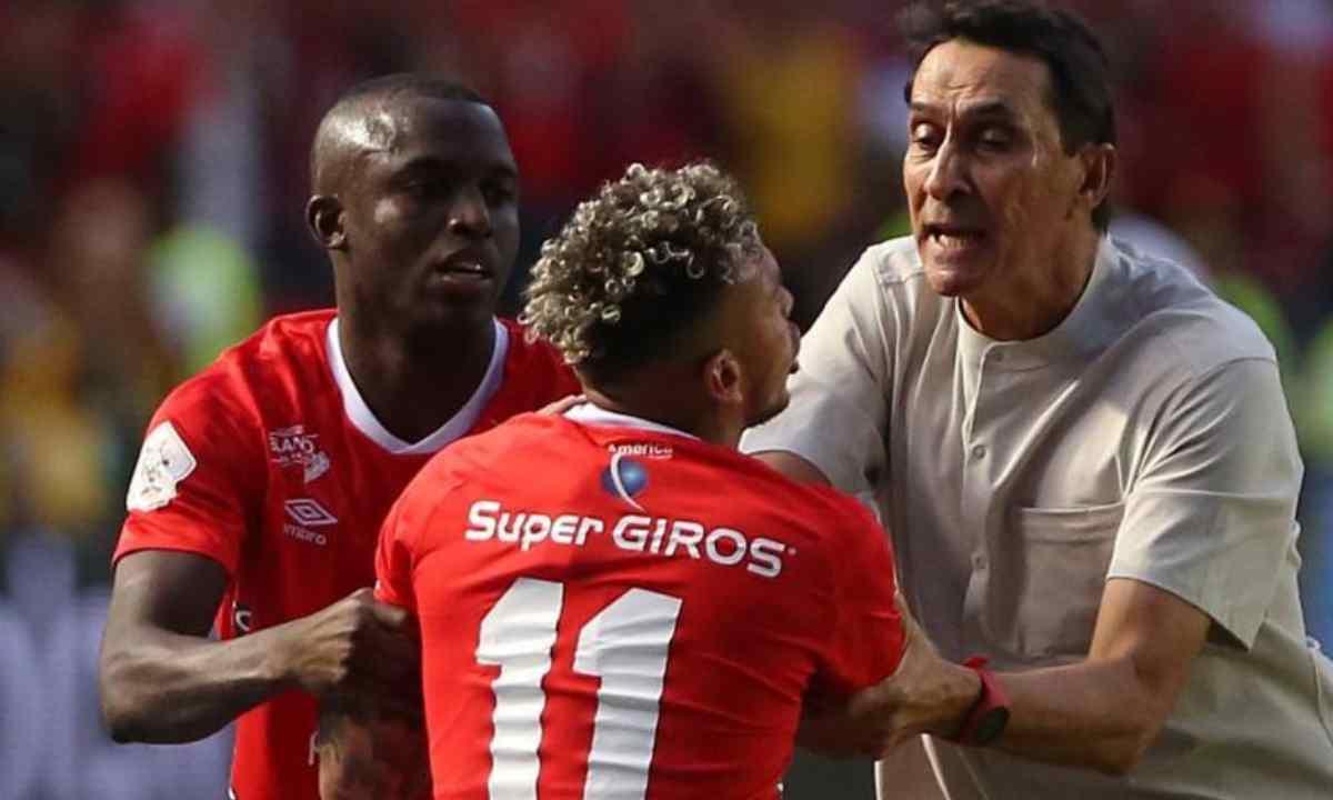 Guimarães ya piensa en su primer partido vs. América de Cali