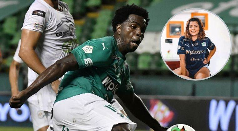Hincha del Deportivo Cali prometió foto sin ropa si Marco Pérez le hacía gol a Águilas