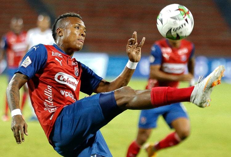 Jaen Pineda, DIM, Deportivo Independiente Medellín, Liga BetPlay 2021-I, Deportivo Cali