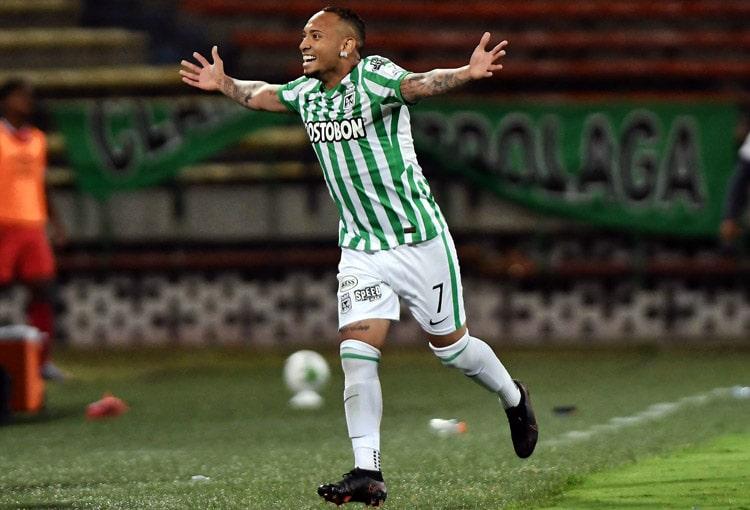 Jarlan Barrera, Atlético Bucaramanga, Atlético Nacional, Liga BetPlay 2021-I
