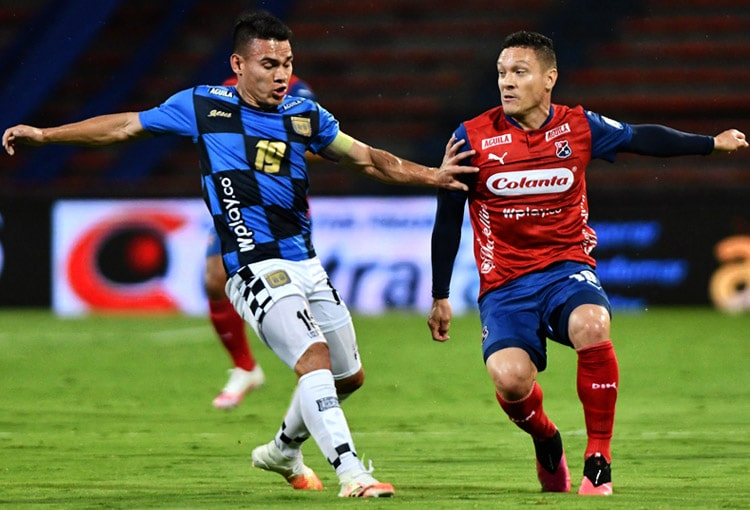 Javier Reina, DIM, Deportivo Independiente Medellín, Liga BetPlay 2021-I, Copa Colombia 2020
