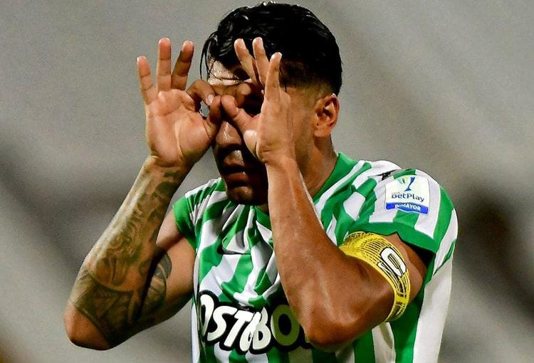 Jéfferson Duque, Deportivo Pasto, Atlético Nacional, Liga BetPlay 2021-I