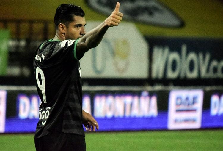 Jéfferson Duque, Once Caldas, Atlético Nacional, Liga BetPlay 2021-I