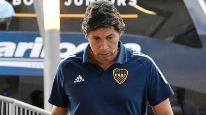 Nueva situación en Boca Juniors con un Colombiano, esta vez fue Jorge Bermúdez el protagonista