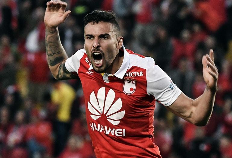 José Moya, Independiente Santa Fe, Millonarios FC (1)