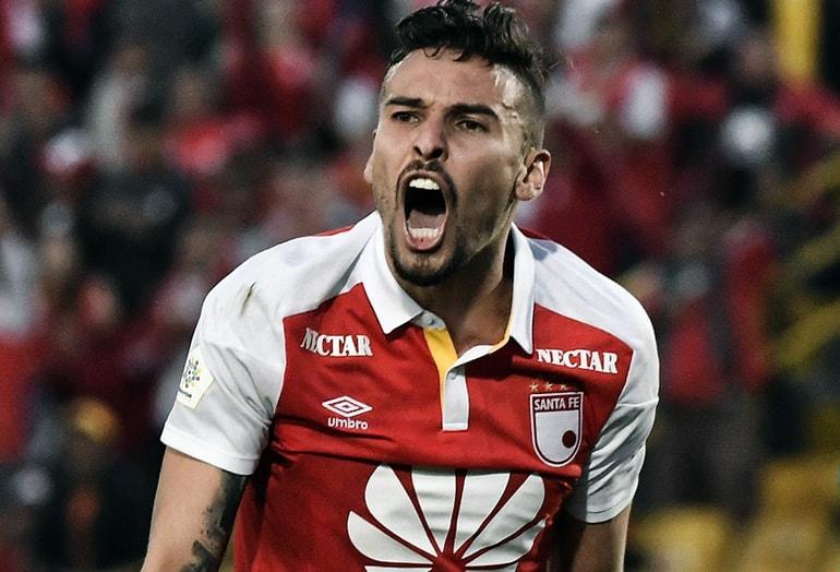 José Moya, Independiente Santa Fe, Millonarios FC (2)