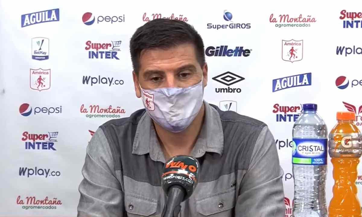 Juan Cruz Real Hicimos todo para ganar. El empate no nos sirve