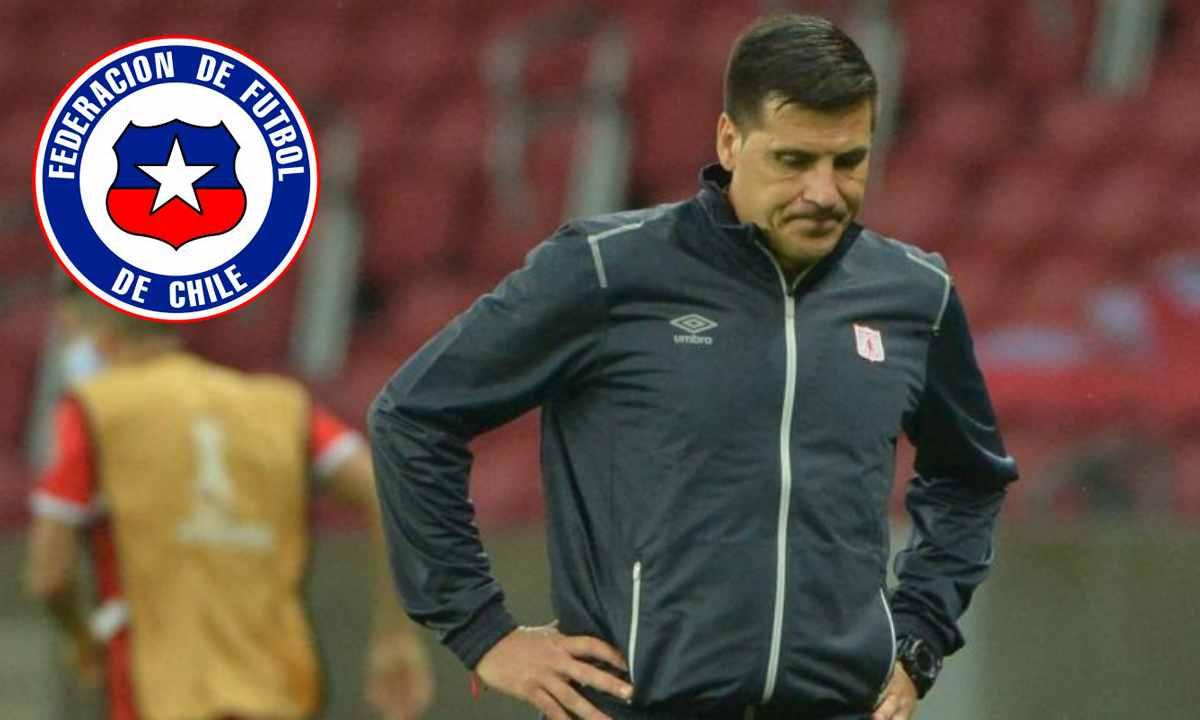 Juan Cruz Real fue ofrecido para dirigir la Selección de Chile