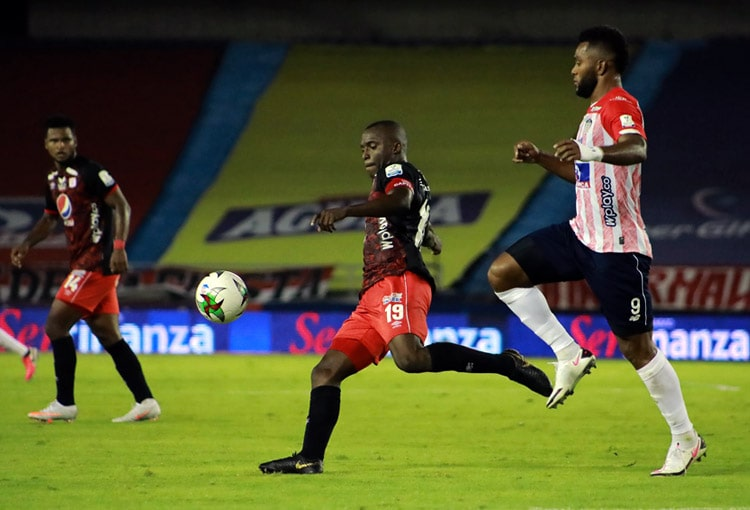 Junior FC, América de Cali, Atlético Nacional, Millonarios FC, Deportivo Independiente Medellín, DIM, Liga BetPlay 2021-I, fecha 3