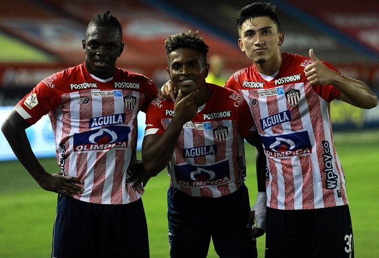 Junior, Liga BetPlay 2021-I, Millonarios