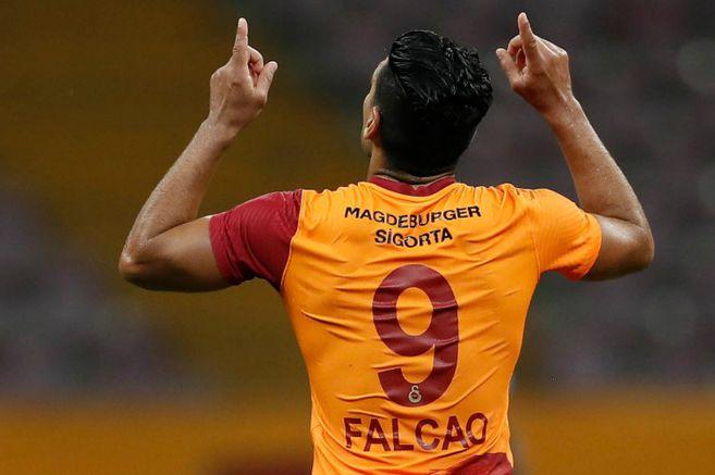 Falcao García se ilusiona con volver a las canchas este fin de semana con Galatasaray