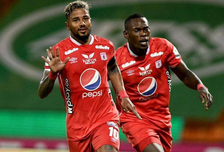 Liga BetPlay 2021-I, América de Cali, Envigado FC, Independiente Santa Fe, Boyacá Chicó FC