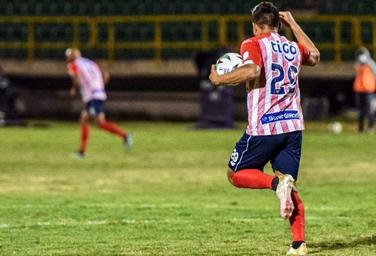 Liga BetPlay 2021-I, Junior FC, Amaranto Perea