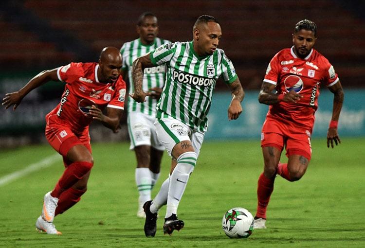 Liga BetPlay 2021-I, Liga BetPlay, DIM, Deportivo Independiente Medellín, Atlético Nacional, América de Cali, Millonarios FC, fecha 8