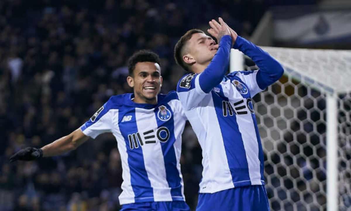 Matheus Uribe sobre Luis Díaz Ese solo juega FIFA, pero es malo