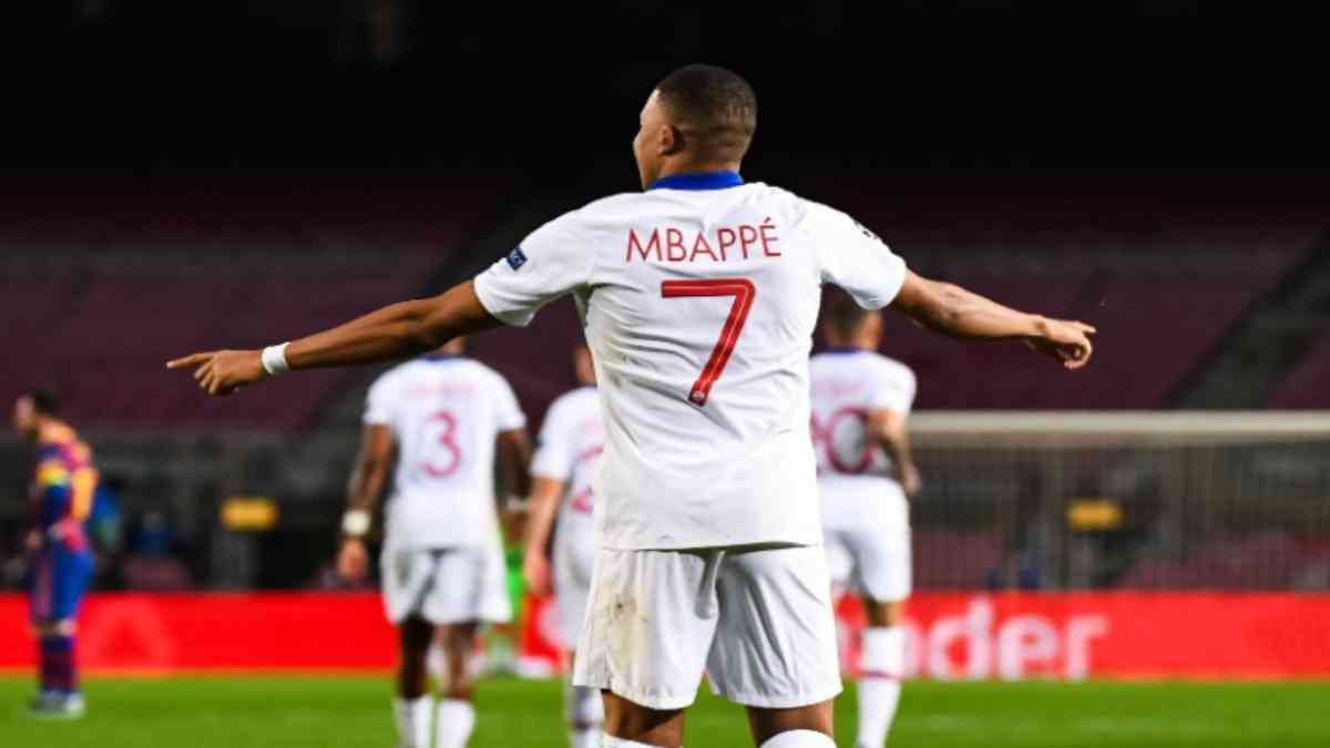 "Mensaje de Mbappé a referente del Barcelona: ""En la calle yo te mato"""